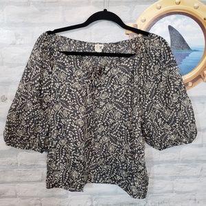 Anthropologie Edme & Esyllte blouse